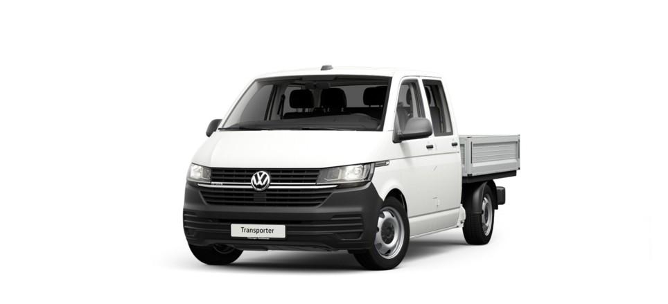 Volkswagen Transporter Шасси [[activeColor.Title]]