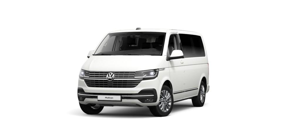 Volkswagen Multivan Минивэн [[activeColor.Title]]