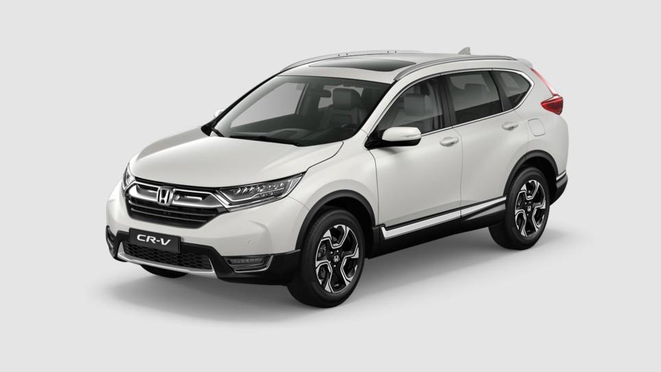 Honda CR-V Внедорожник [[activeColor.Title]]