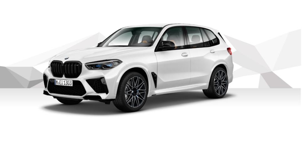 BMW X5M Внедорожник [[activeColor.Title]]