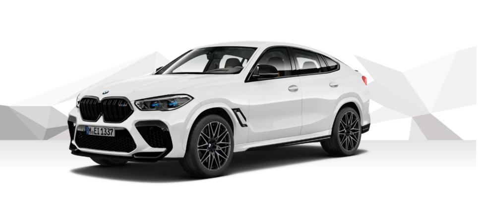 BMW X6M Внедорожник [[activeColor.Title]]