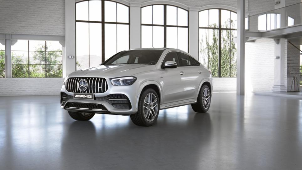 Mercedes-Benz GLE Купе [[activeColor.Title]]
