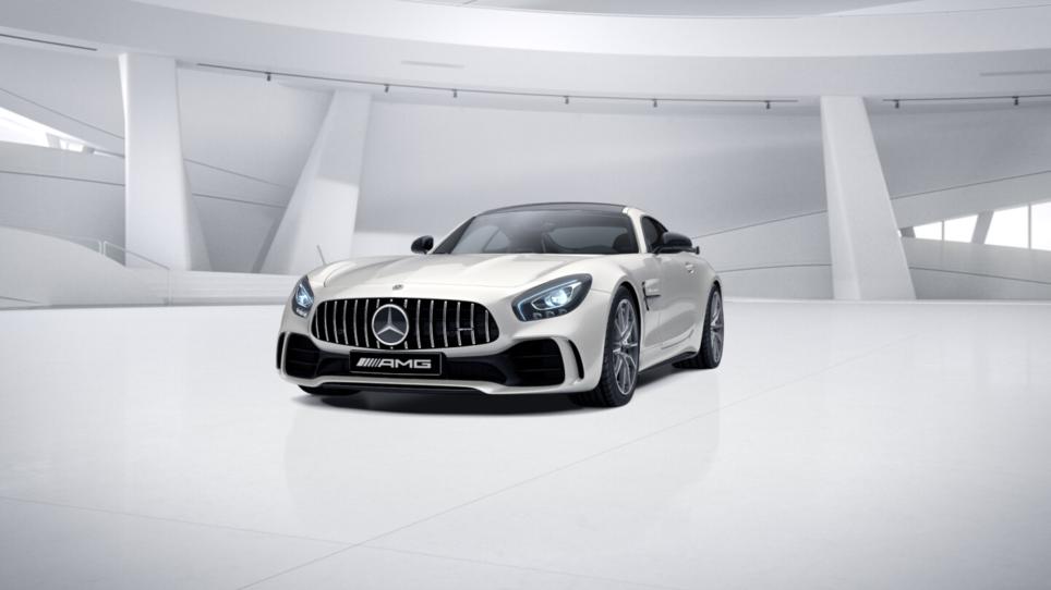 Mercedes-Benz AMG GT Купе [[activeColor.Title]]