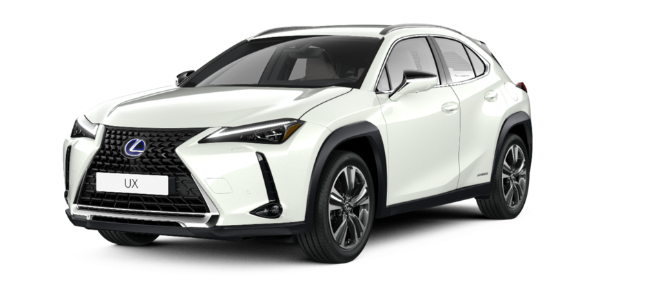 Lexus UX Кроссовер [[activeColor.Title]]