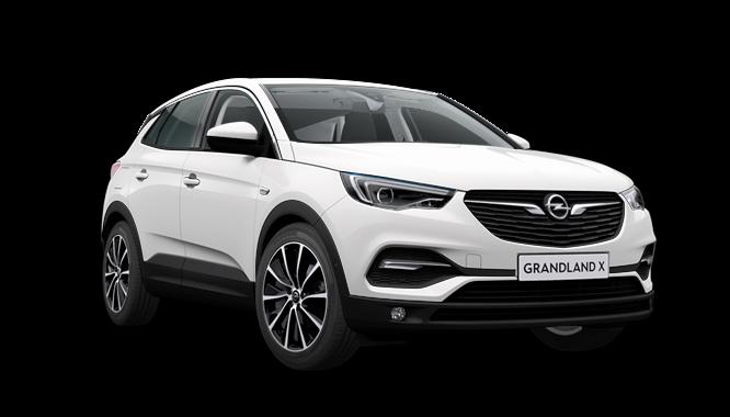 Opel Grandland X Кроссовер [[activeColor.Title]]