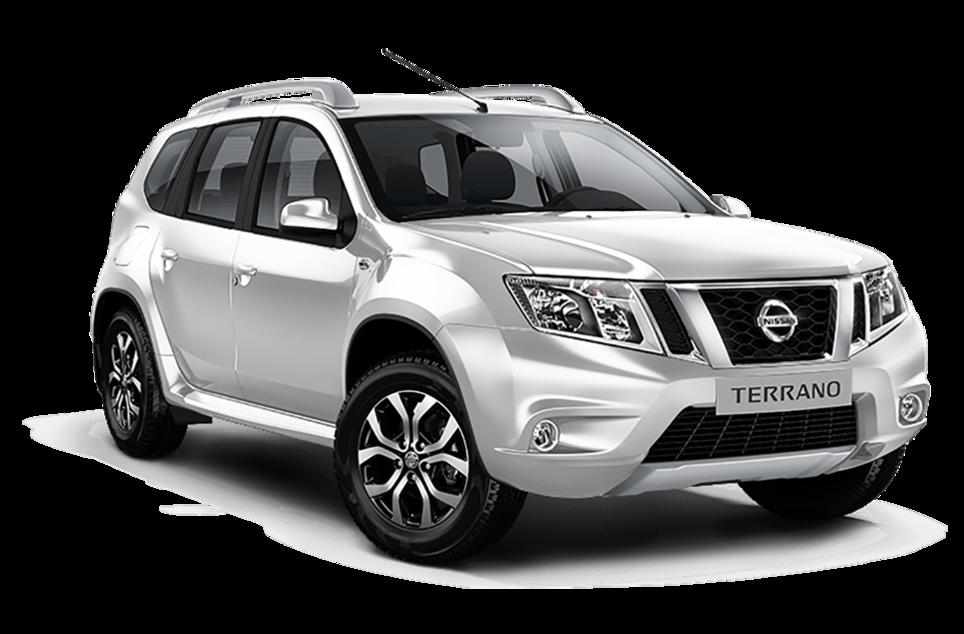 Nissan Terrano Внедорожник [[activeColor.Title]]