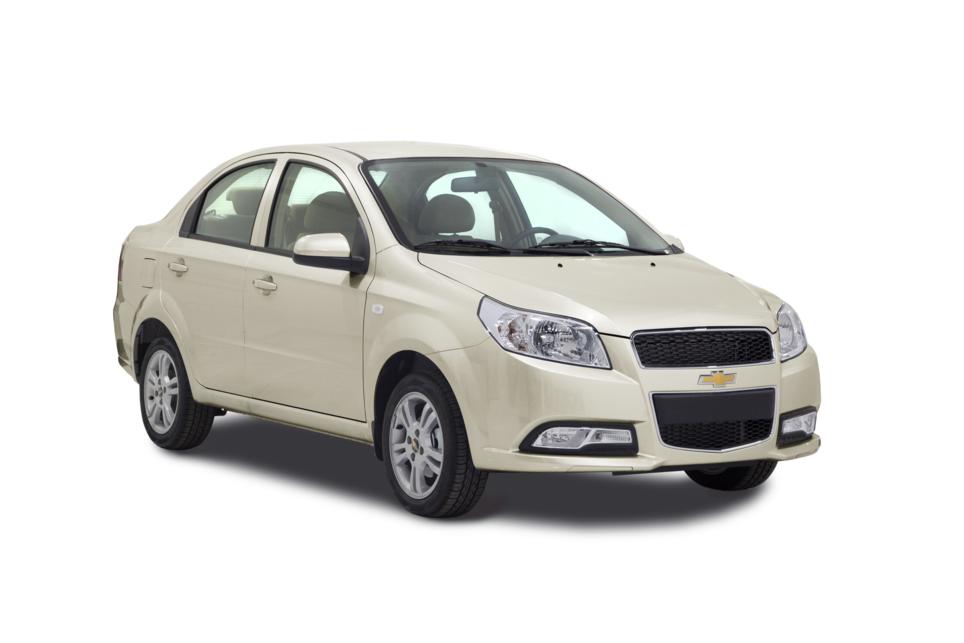 Chevrolet Nexia Седан [[activeColor.Title]]