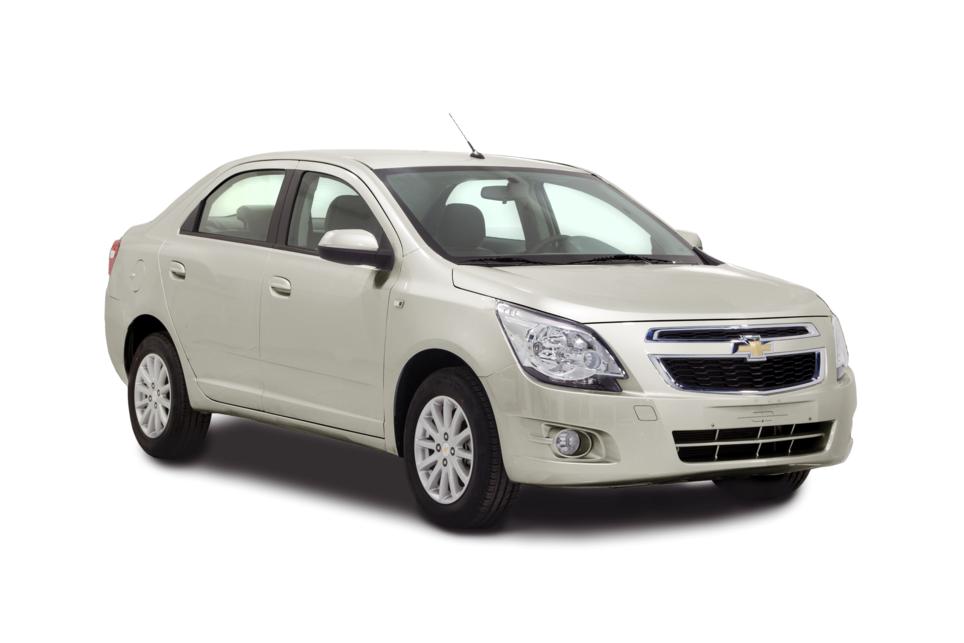 Chevrolet Cobalt Седан [[activeColor.Title]]