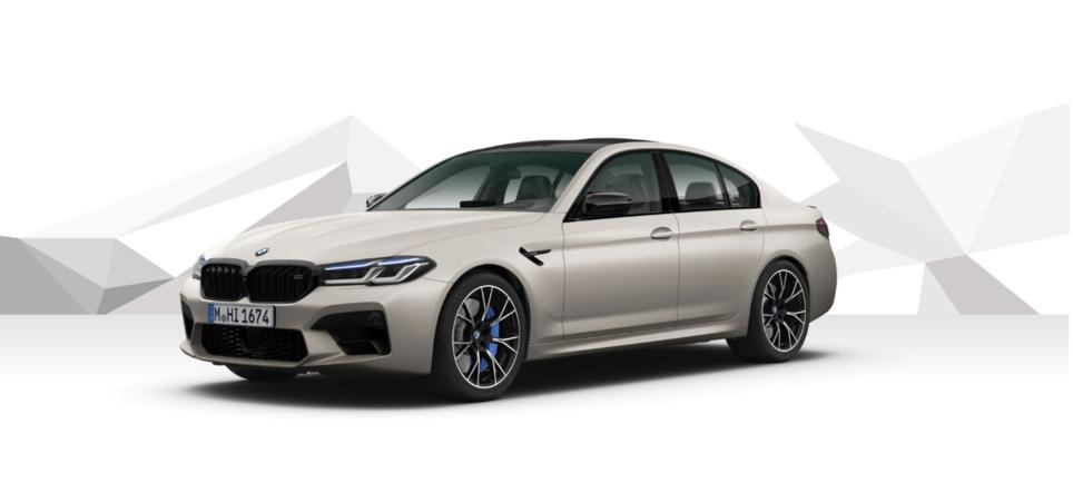 BMW M5 Седан [[activeColor.Title]]