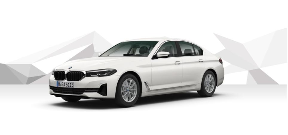 BMW 5 серии Седан [[activeColor.Title]]