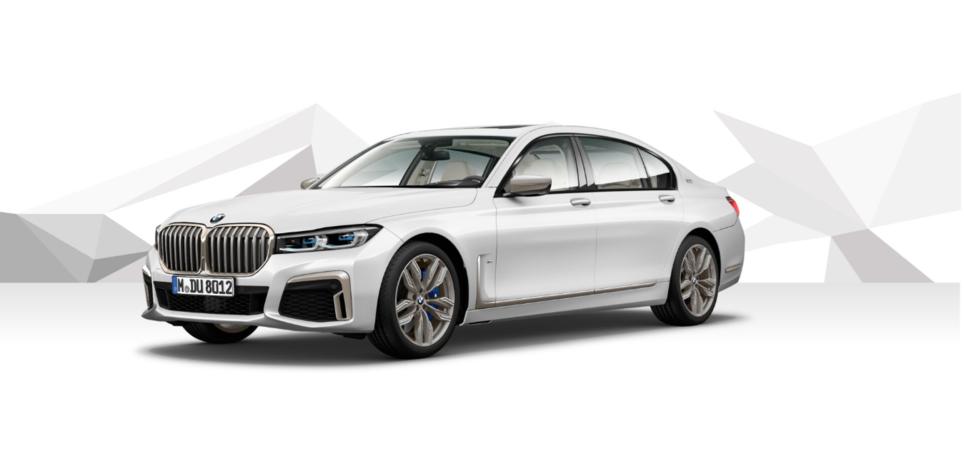 BMW 7 серии Седан [[activeColor.Title]]