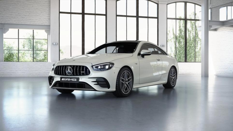 Mercedes-Benz E-Класс Купе [[activeColor.Title]]
