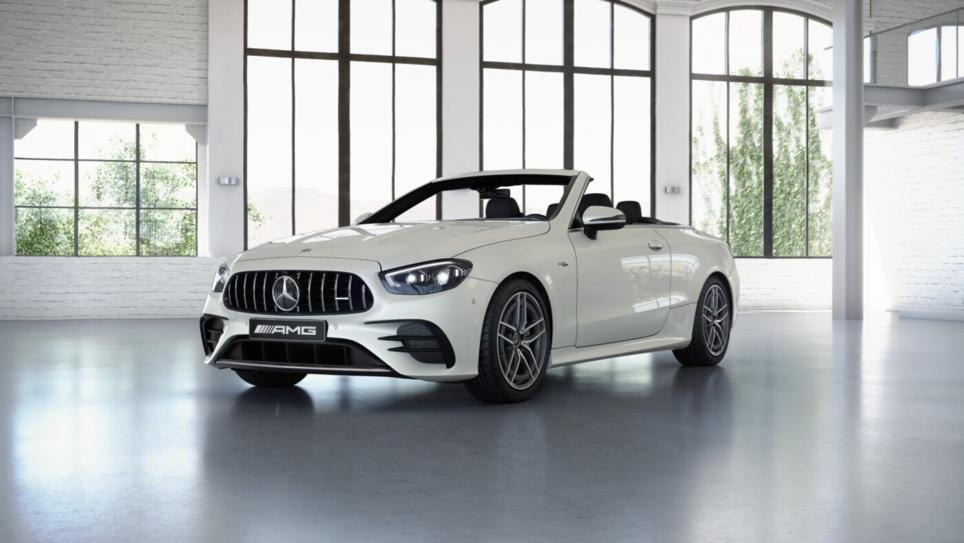 Mercedes-Benz E-класс Кабриолет [[activeColor.Title]]