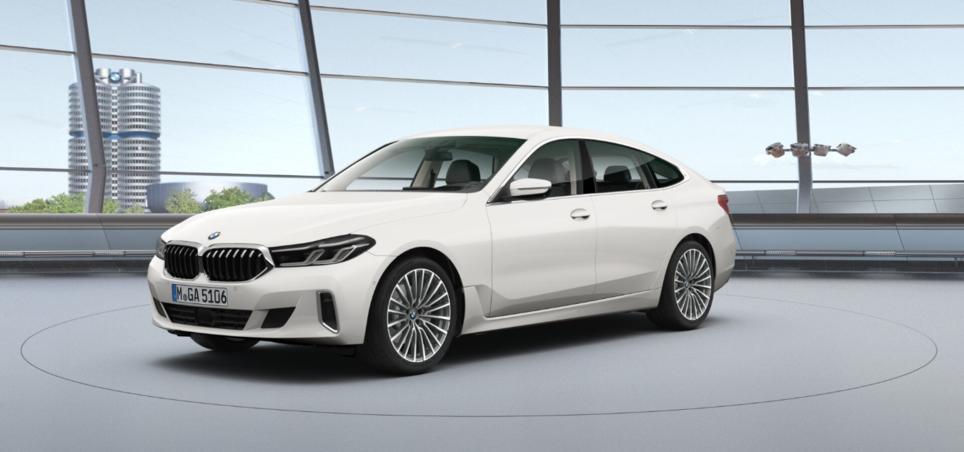 BMW 6 серии Лифтбэк [[activeColor.Title]]