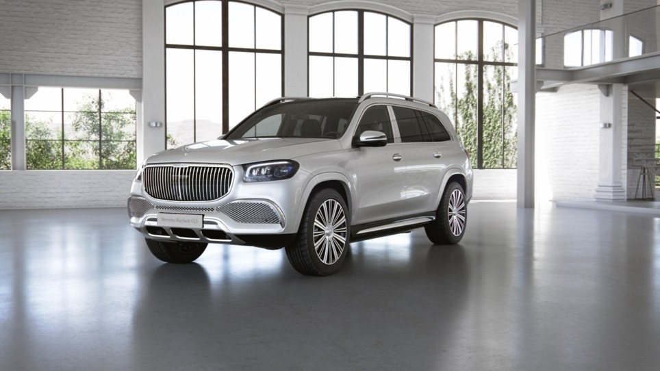 Mercedes-Benz GLS Maybach Внедорожник [[activeColor.Title]]