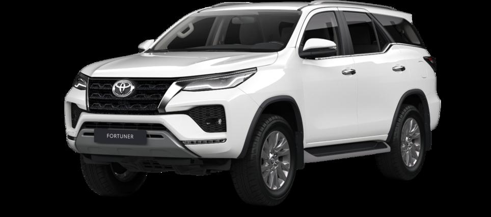 Toyota Fortuner Внедорожник [[activeColor.Title]]