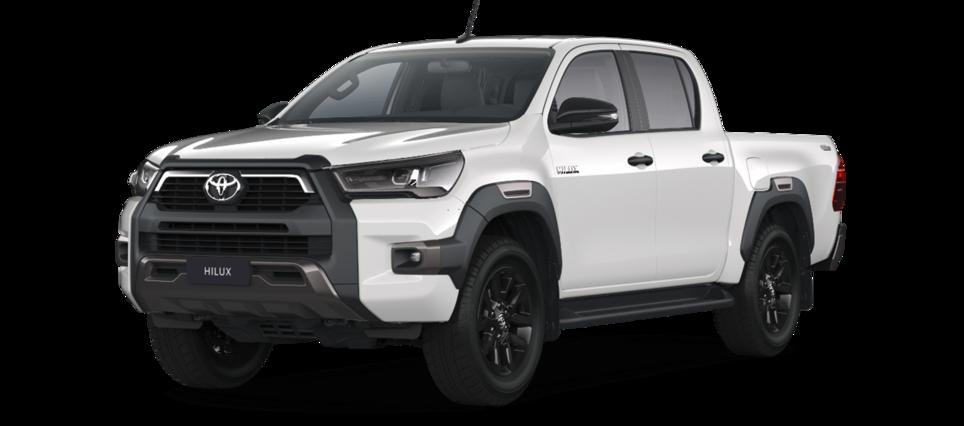 Toyota Hilux Пикап [[activeColor.Title]]