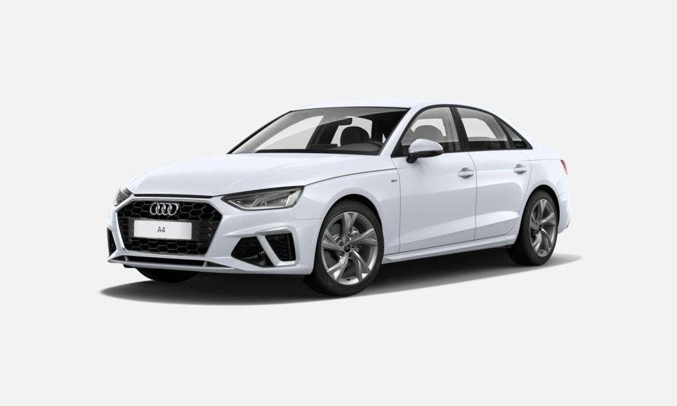 Audi A4 Sedan [[activeColor.Title]]