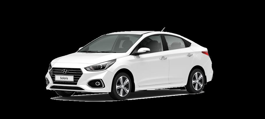 Hyundai SOLARIS Седан [[activeColor.Title]]