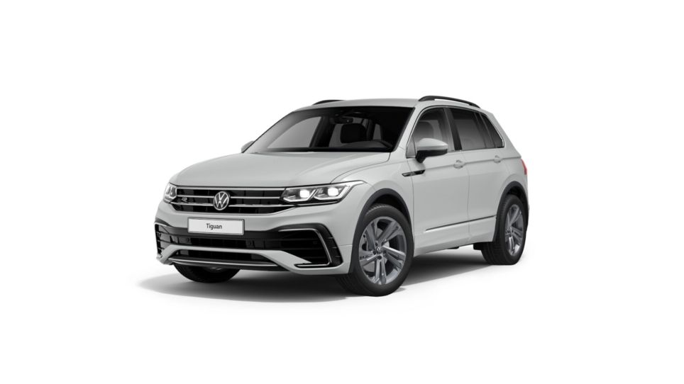 Volkswagen Tiguan Кроссовер [[activeColor.Title]]