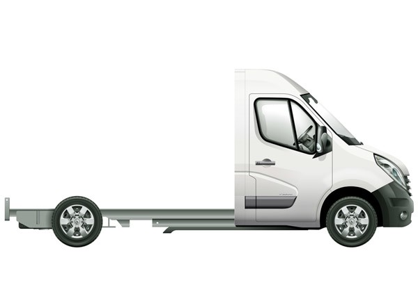 Renault Master Шасси Фургон [[activeColor.Title]]