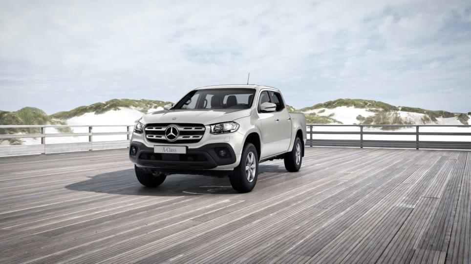 Mercedes-Benz X-Класс Пикап [[activeColor.Title]]