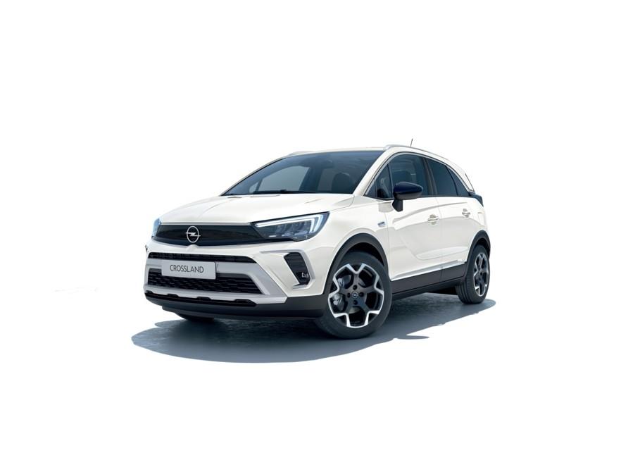Opel Crossland Кроссовер [[activeColor.Title]]