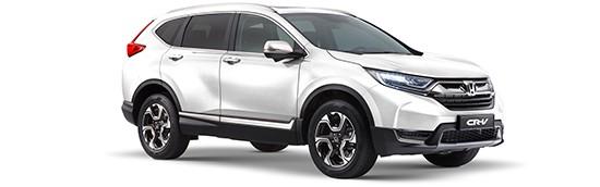 Honda CR-V 2017 Внедорожник [[activeColor.Title]]
