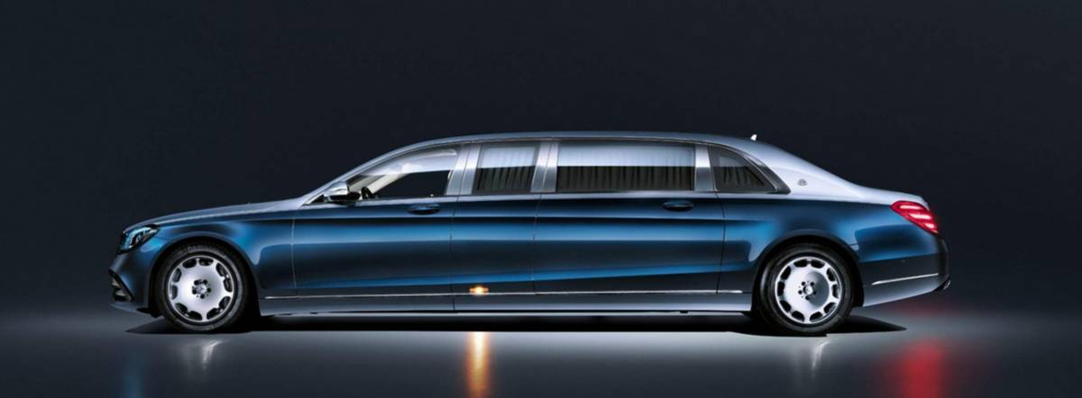 Mercedes-Maybach Pullman S-Класс