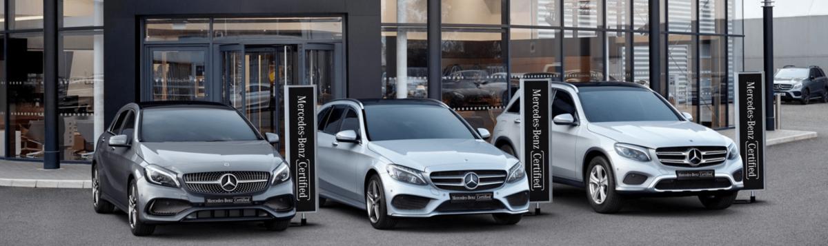 Программа Mercedes-Benz Certified