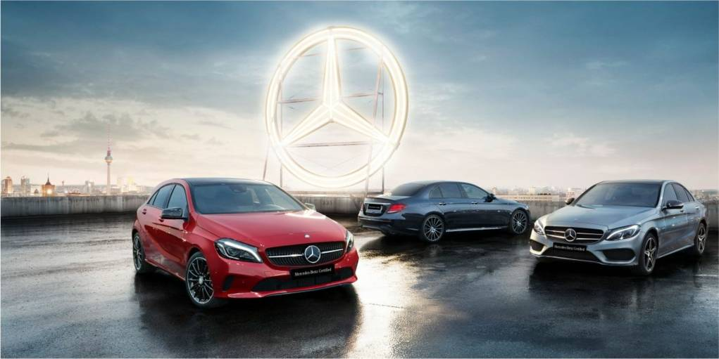 Mercedes-Benz Certified