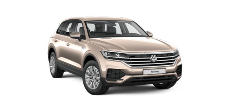 Специальное предложение на НОВЫЙ Volkswagen Touareg