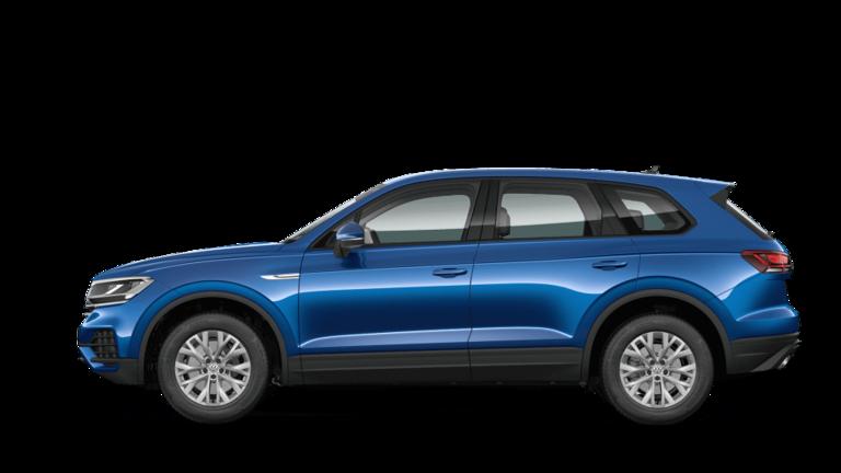 При покупке НОВОГО Volkswagen Touareg  преимущество до 450 000 руб.