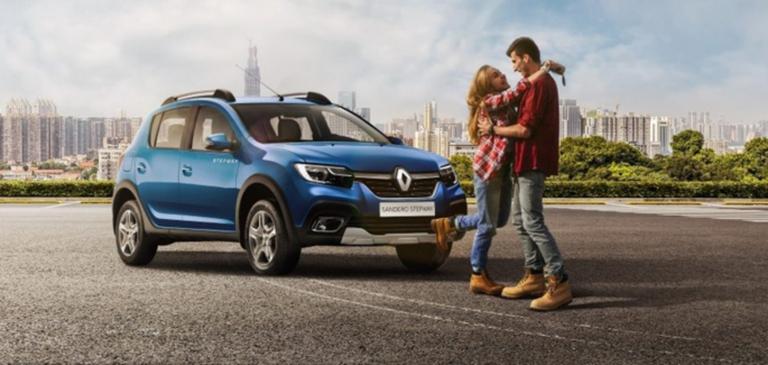 Приобретайте автомобили Renault с выгодой!