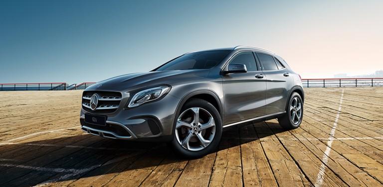 «Мерседес-Бенц» GLA в пакете AMG за 1 950 000 рублей