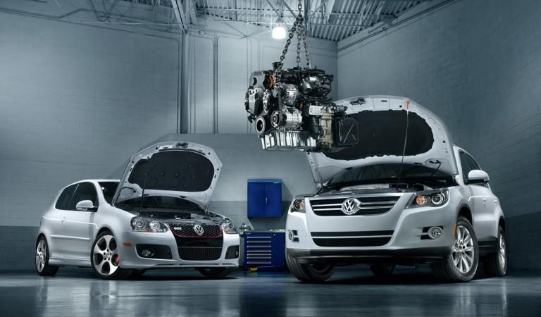 Двигатель вашего Volkswagen должен быть в безупречной форме!