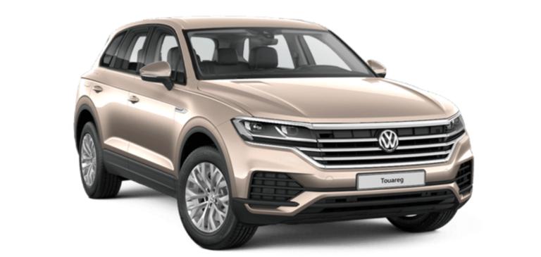 Выгодный кредит на Volkswagen Teramont и Touareg