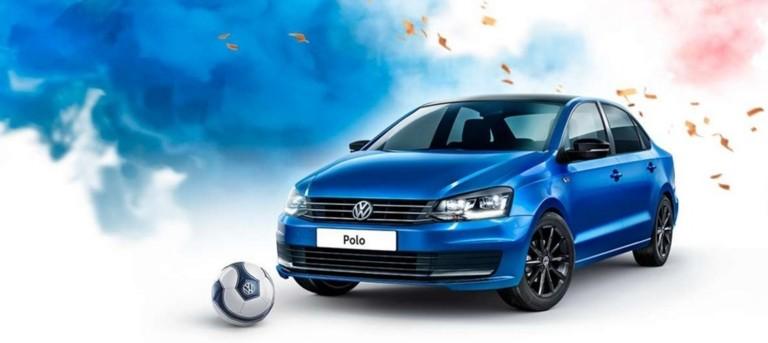 Спецпредложение на Volkswagen Polo Football Edition