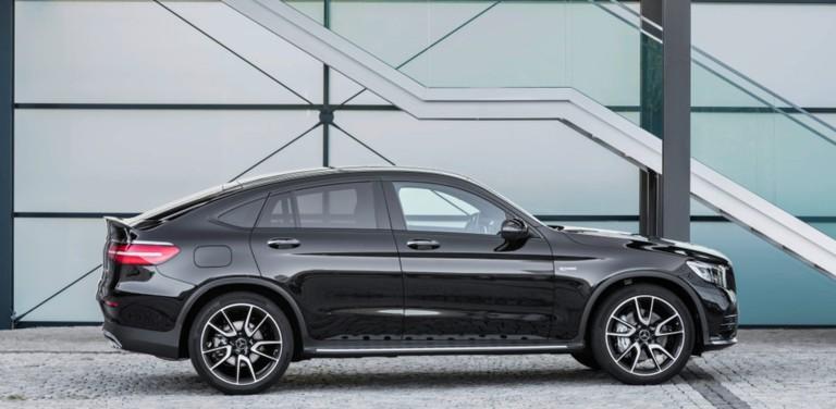 «Мерседес-Бенц» GLC купе с преимуществом 750 000 рублей