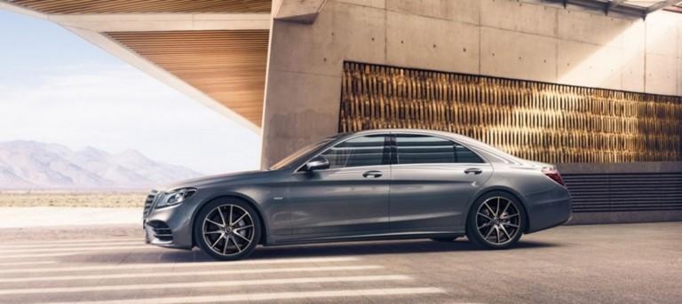 Уникальное предложение на автомобили Mercedes-Benz S-Класс