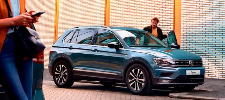 Специальные предложения на Volkswagen Tiguan