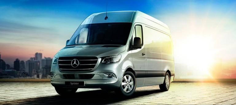Sprinter фургон. Поддержка Вашего бизнеса.
