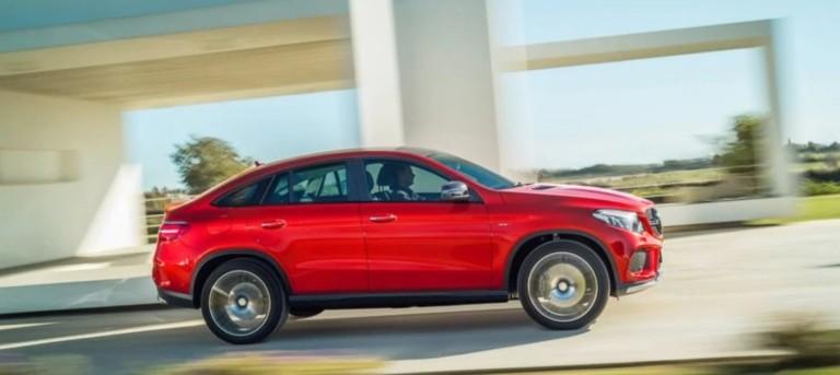 Никаких расходов – активация спутниковой противоугонной системы за наш счет на Mercedes-Benz GLE купе