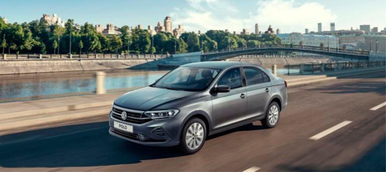 Специальные предложения на Новый Volkswagen Polo