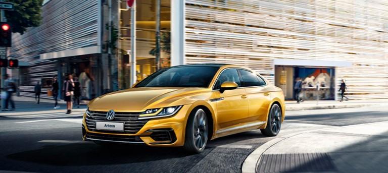Специальные предложения на Volkswagen Arteon