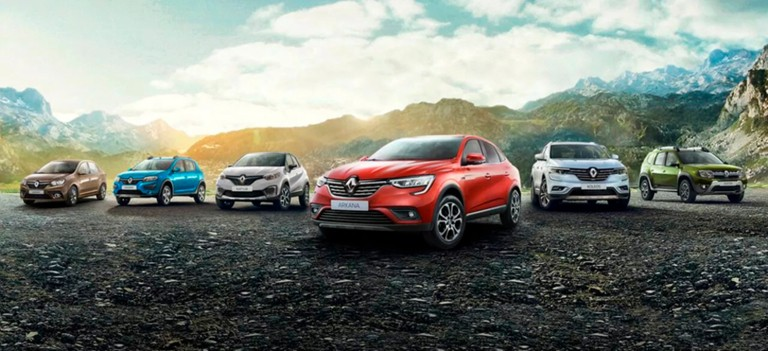 Специальные предложения. Приобретайте Renault на выгодных условиях!