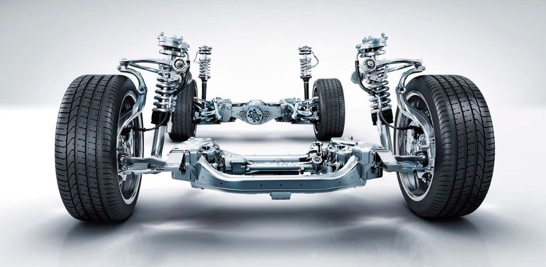 Проверка углов установки колёс вашего автомобиля за 1 рубль