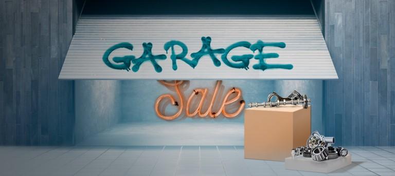 GARAGE SALE! Выгода до 97%!
