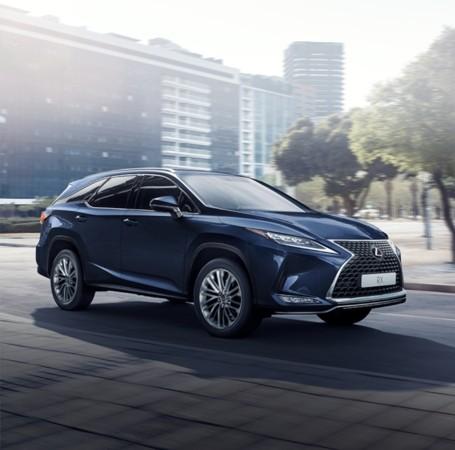 Уникальное Trade-in предложение на премиальный кроссовер Lexus RX