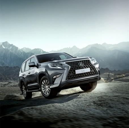 Купите роскошный внедорожник Lexus GX по программе Trade-in